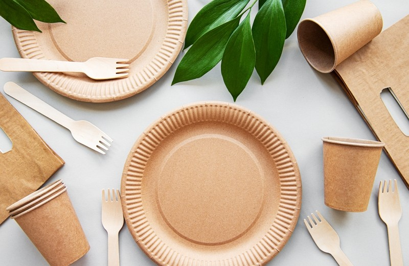 Disposable tableware (Getty Images photo)