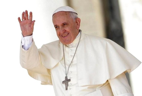 Pope Francis allegedly plans visit to Wuhan.