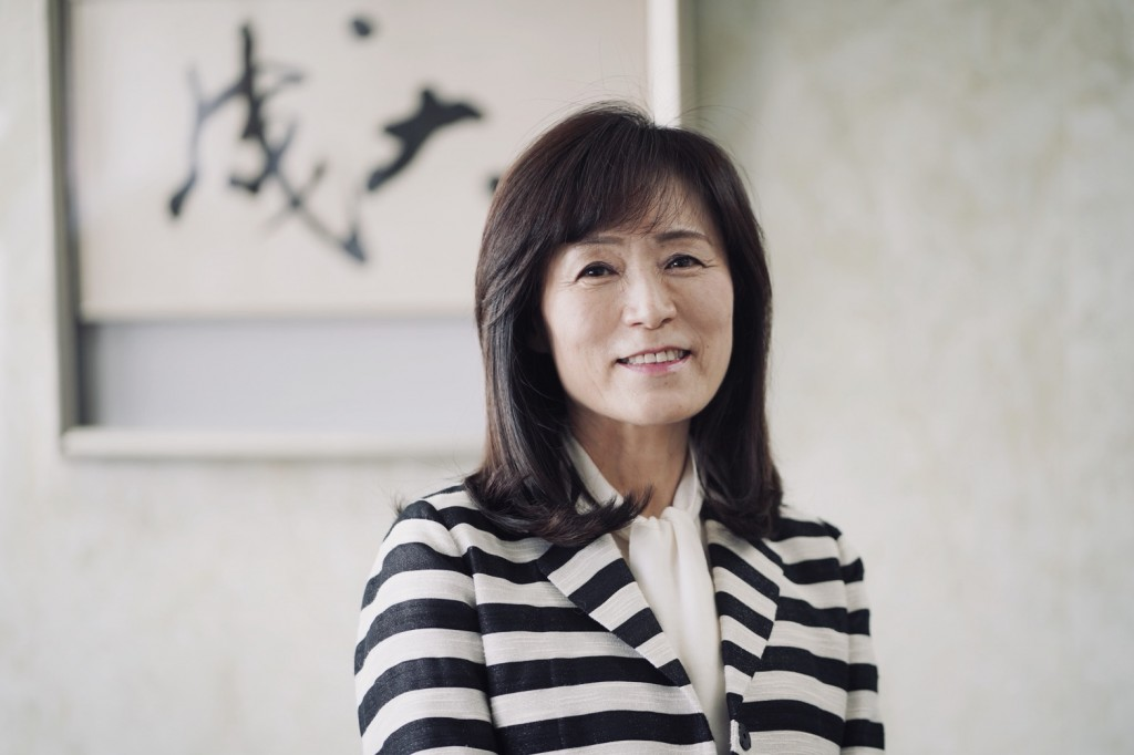 NCKUPresident Huey-Jen Jenny Su