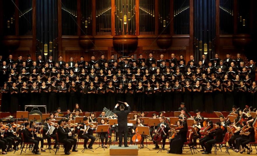 Taipei Philharmonic Chorus willlaunch online concerts.(TPFCE photo)