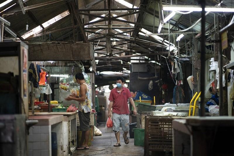 馬來西亞吉隆坡傳統市場(圖:美聯社)