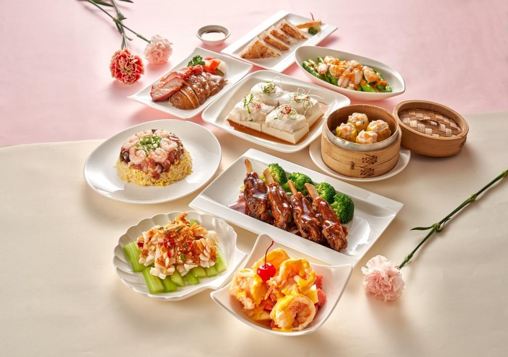 台北福華搶攻母親節大餐商機 只要3,600元免費外送到府