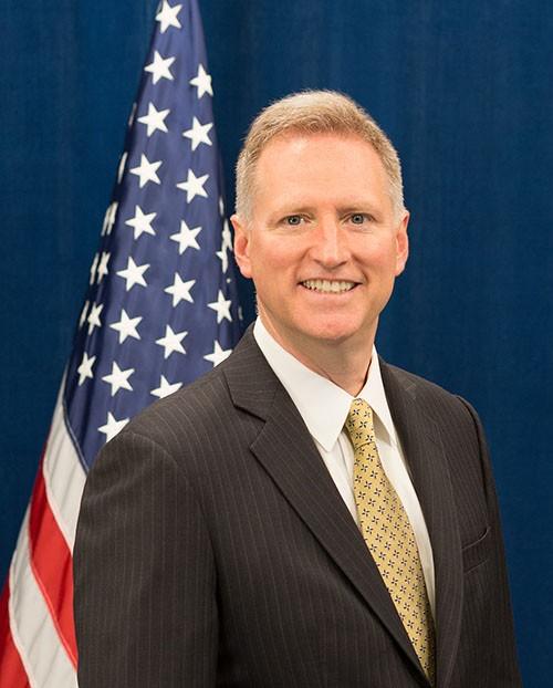 Chargé d'Affairesad interim at Tokyo U.S. Embassy Joseph M. Young
