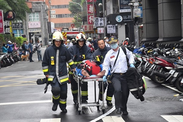 Fire in Taipei KTV kills five, leaves two in critical condition