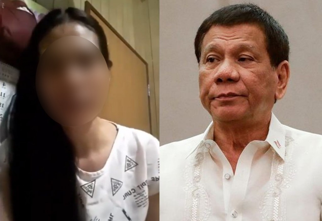 Silawan (left), Duterte (right). (Facebook photos)