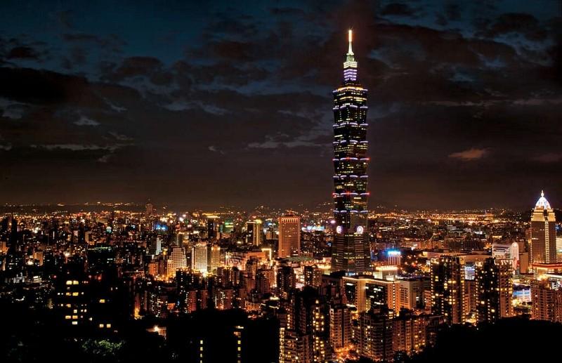 Taipei 101 (Travel Taipei website photo)