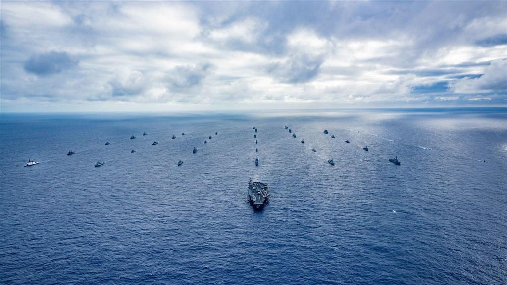 圖取自flickr網頁;作者U.S. Pacific Fleet,版權屬公眾領域