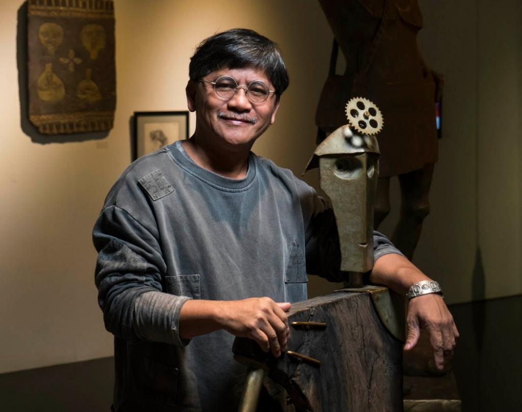 原住民藝術家撒古流將代表台灣參加2021威尼斯國際美術雙年展(圖/北美館)