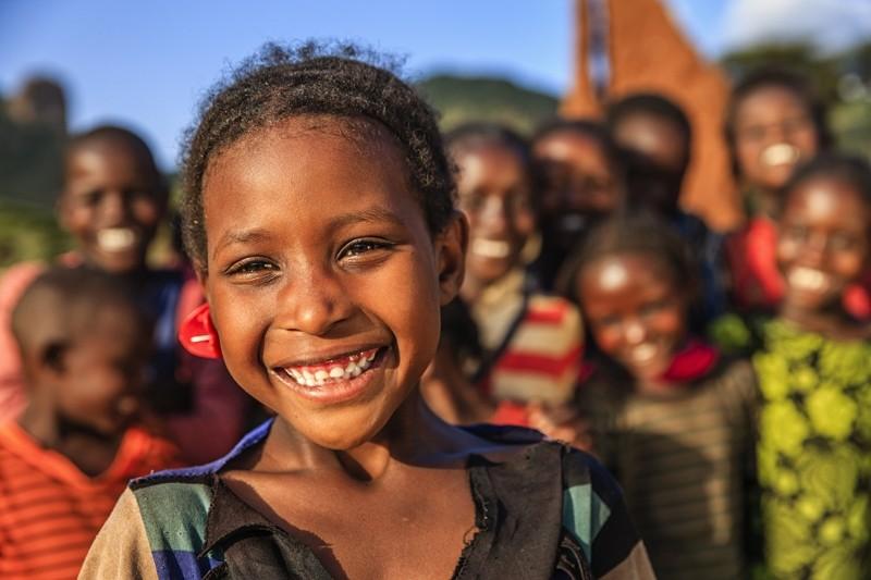 非洲女孩(Getty Images 圖片)