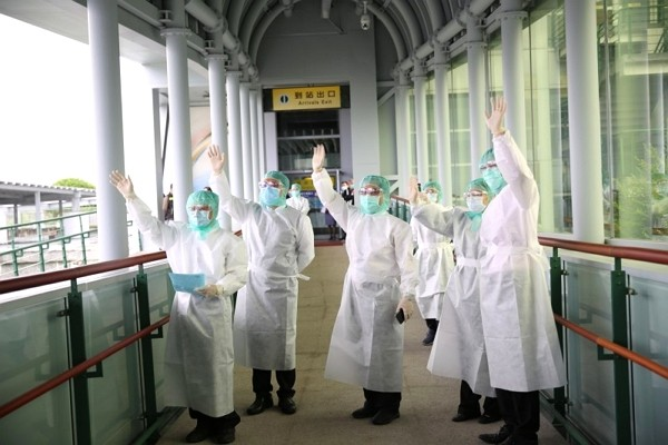 Taiwan provides bone marrow to Singaporean leukemia patient amid pandemic