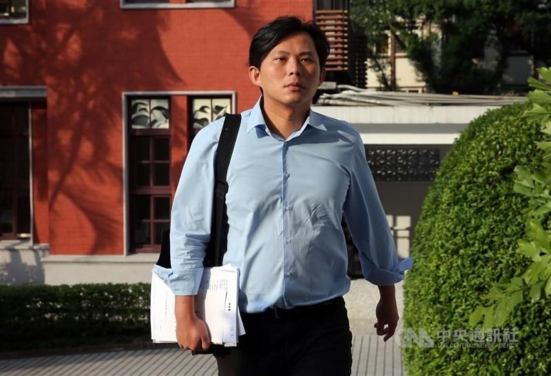 圖為前立委黃國昌(中央社檔案照片)