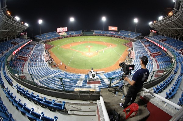 Taiwan's CPBL to allow maximum of 1,000 fans per game starting Friday.