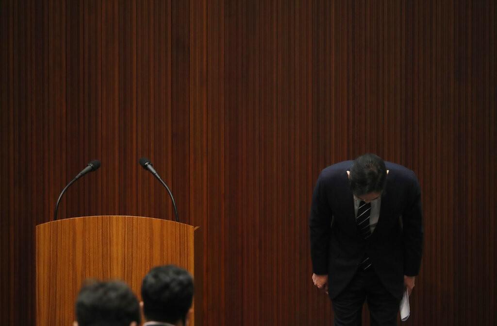 三星少東李在鎔就不當繼承和工會爭議公開道歉 承諾事業傳賢不傳子