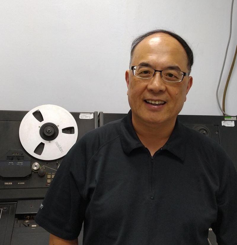 資深媒體工作者藍祖蔚(照片來源:藍祖蔚/文化部提供)