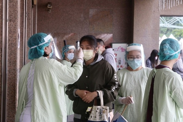CECC to increase pay for frontline medical workers.