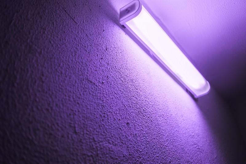 紫外線燈(圖/Getty Images)