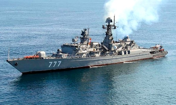 Iranian navy vessel sunk by friendly fire during training exercise in Gulf of Oman May 10.