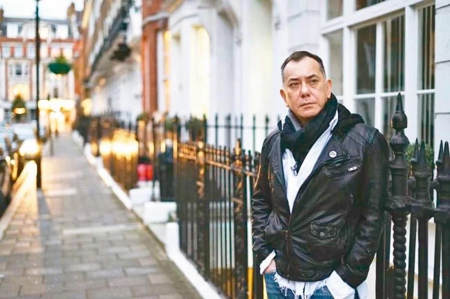 Anthony Wong. (Facebook photo)