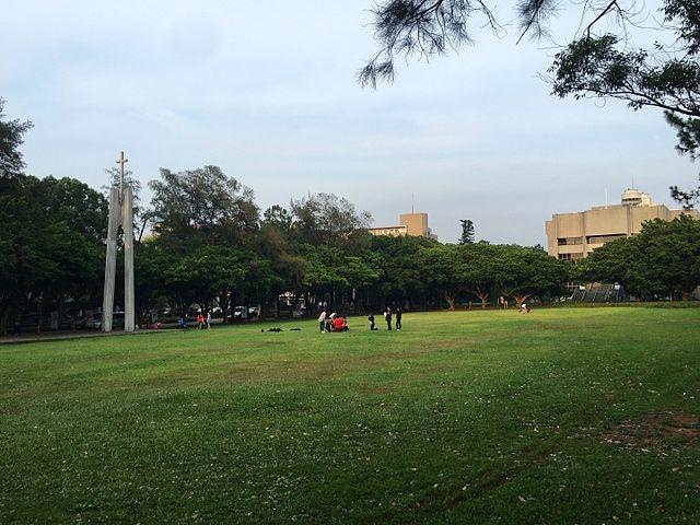 中原大學校園