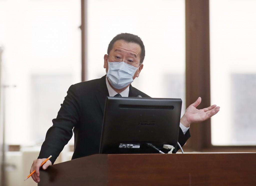 【台灣國安府院人事驚奇名單】總統府正式宣布: 顧立雄接國安會秘書長 李大維掌海基會