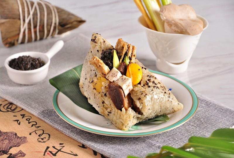凱撒飯店連鎖推養生美粽 祝好運「粽」在您身邊
