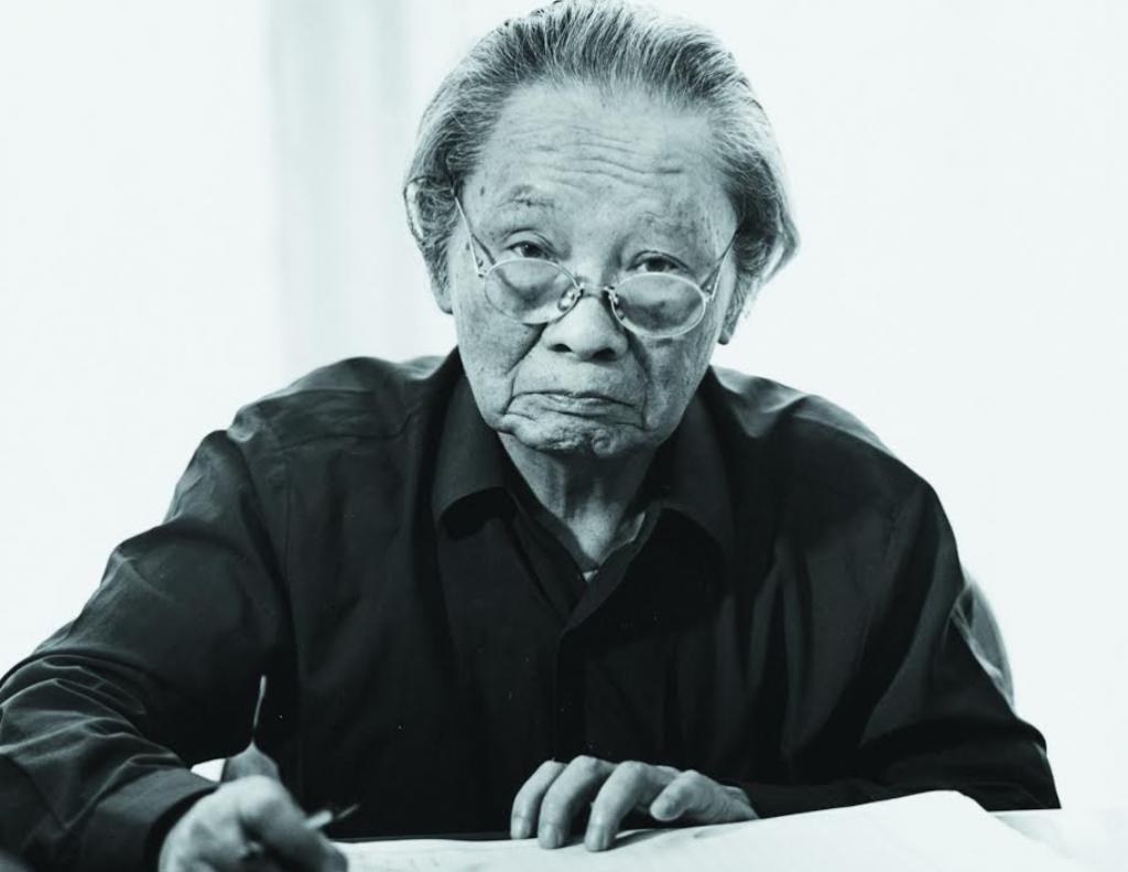 台灣經典文學《魯冰花》作者鍾肇政已辭世,享壽96歲。(圖/文化部)