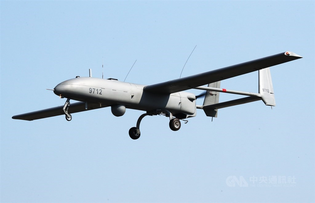 Albatross UAV in flight