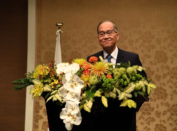 David Lee appointed as new chairman ofStraits Exchange Foundation.
