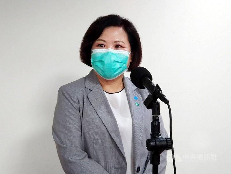 Minister of Labor Hsu Ming-chun