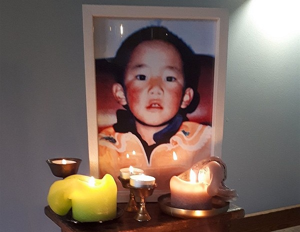 Tibetans demand China reveal fate of boy taken away in 1995""