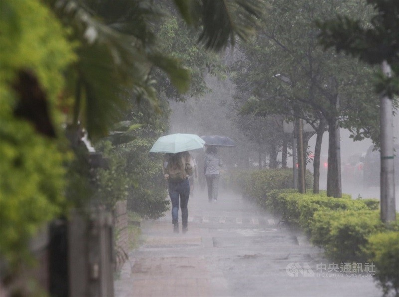 Meteorologist warns of 'disastrous' rainfall in Taiwan