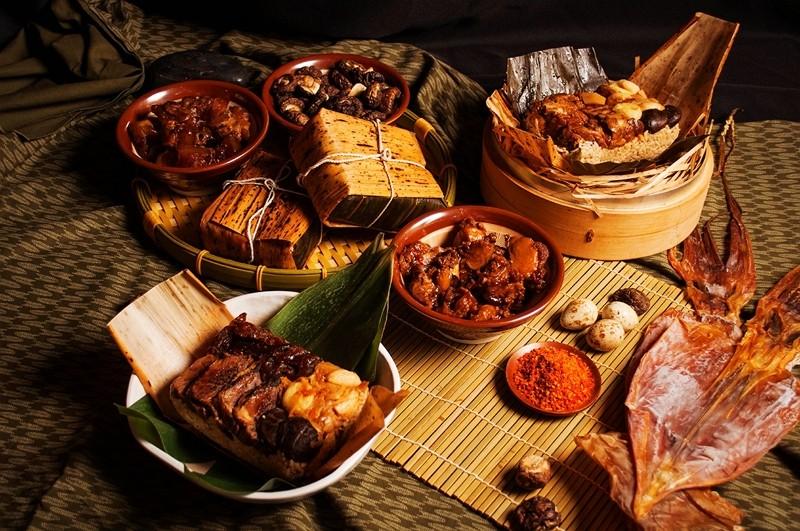 美麗信冠軍肉粽 名粽傳心意 端午飄香情