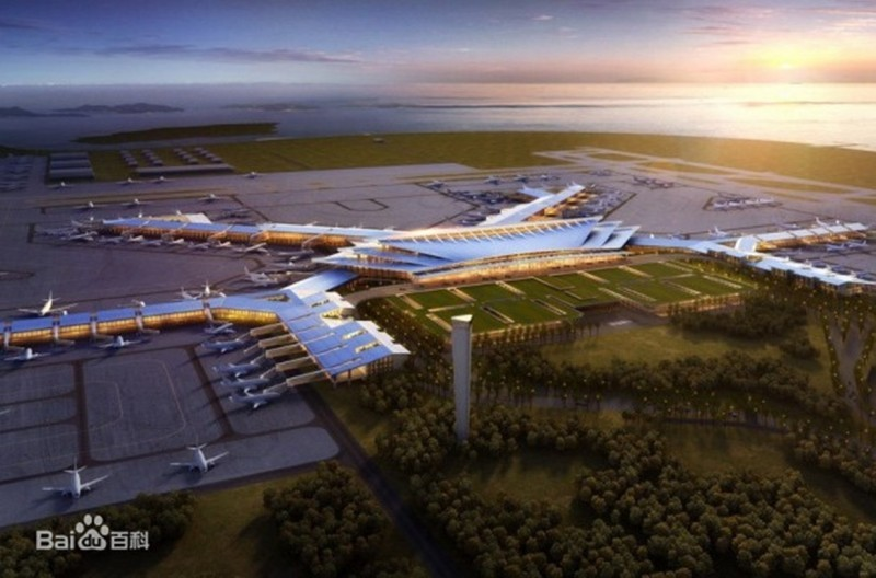 Xiamen Xiang'an International Airport (baike.baidu.com photo)