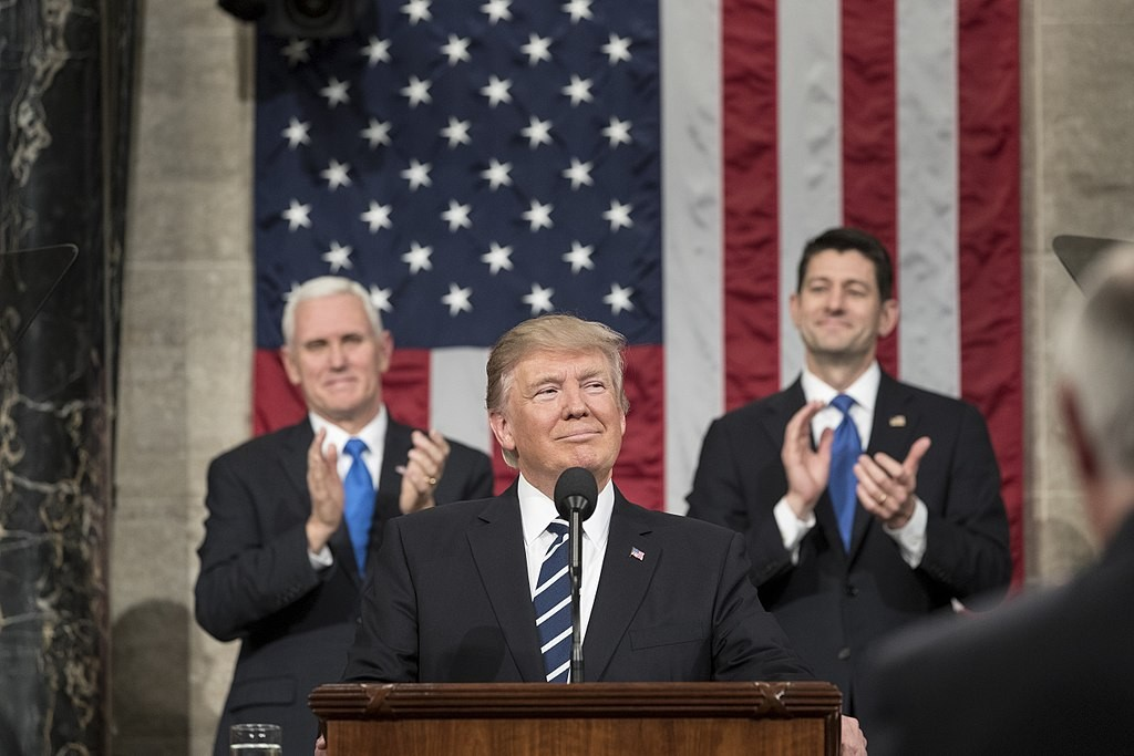 Trump talks tough on WHO but now is time for action