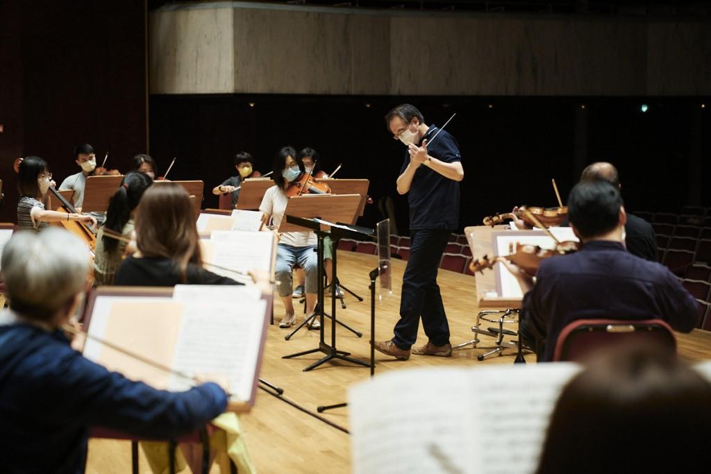 國家交響樂團4K超高畫質線上音樂會(圖/NSO)