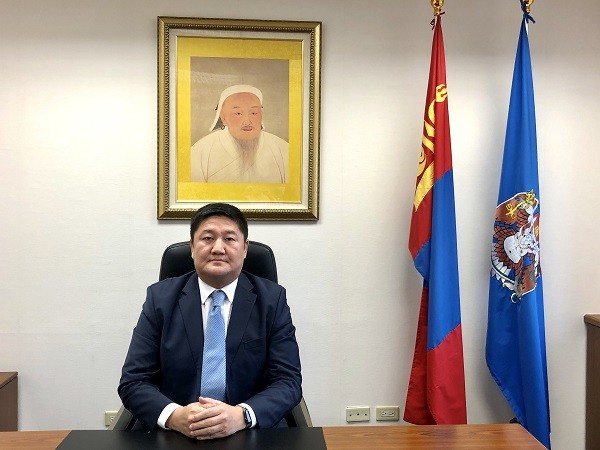 Mongolia Representative Lkhagvasuren Zolzaya