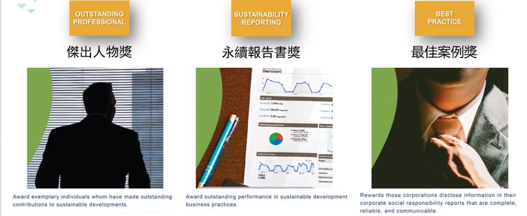 提升商譽與形象 第3屆GCSA全球企業永續獎即日起受理報名