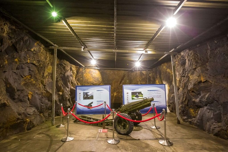 Taiwan's outlying Kinmen islands to reopen popular artillery base