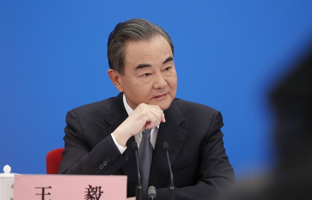 China's foreign minister says coronavirus lawsuits 'illegal'
