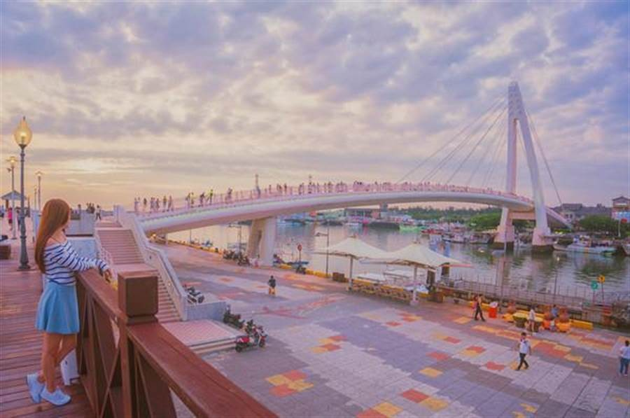 Tamsui. (New Taipei City government photo)