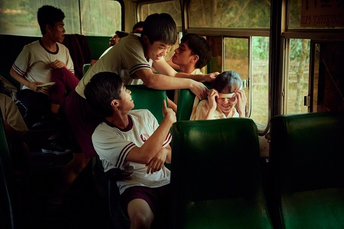"""Still image of Ko Chen-nien's """"The Silent Forest."""" (Taipei Film Festival image)"""