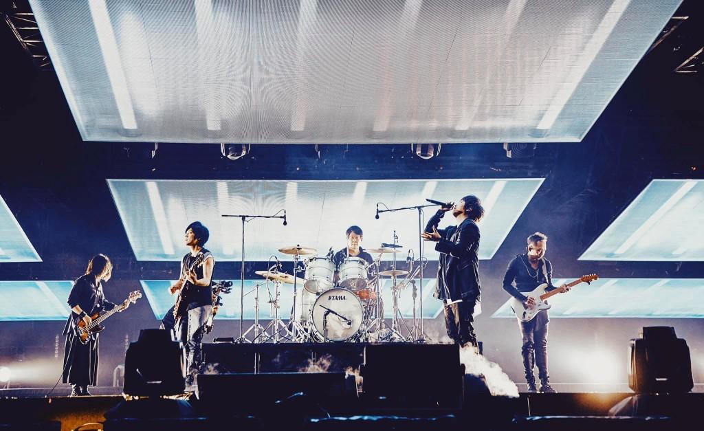 台灣搖滾天團五月天履約推出線上演唱會(圖/五月天_阿信臉書)