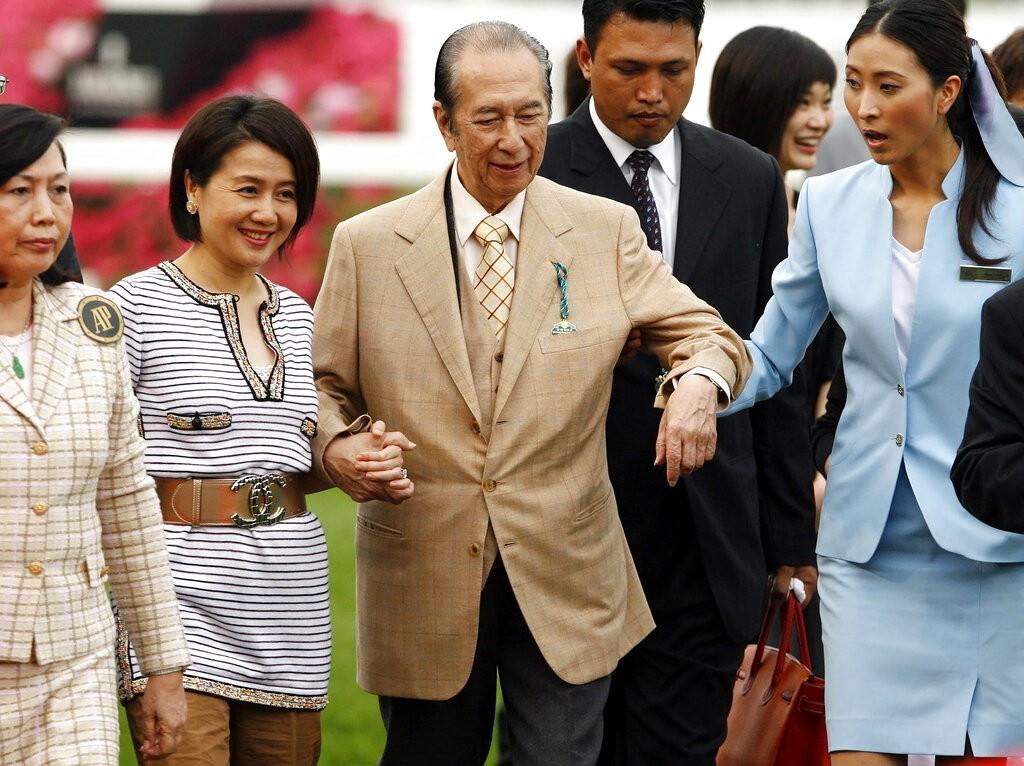 【快訊】澳門賭王何鴻燊98高齡去世 4個太太17子女、豪門傳奇曾拍成電影《賭城大亨》