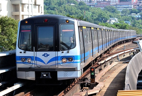 Taipei MRT registers considerable revenue loss due to pandemic. (TRTC photo)