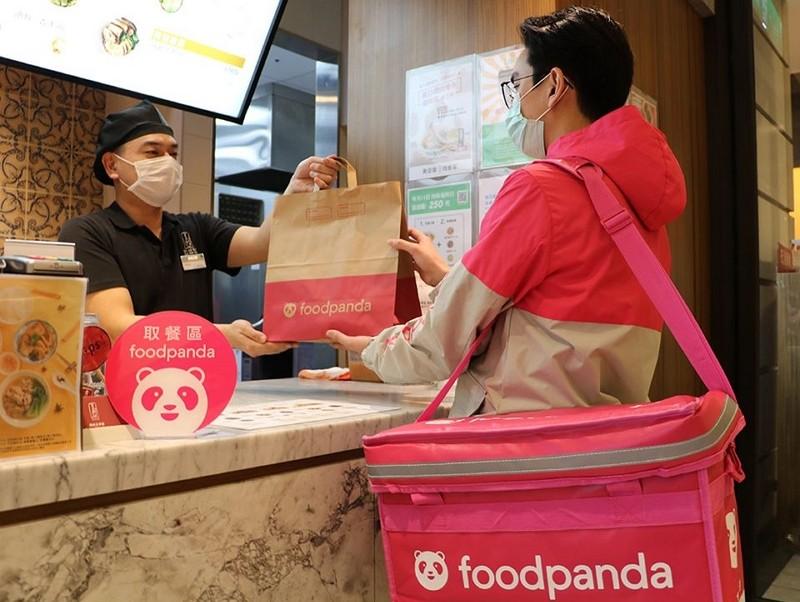 (Facebook, foodpanda Taiwan photo)