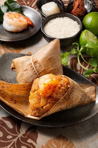 華國端午 龍粽登場 經典款加限量隱藏版風味粽