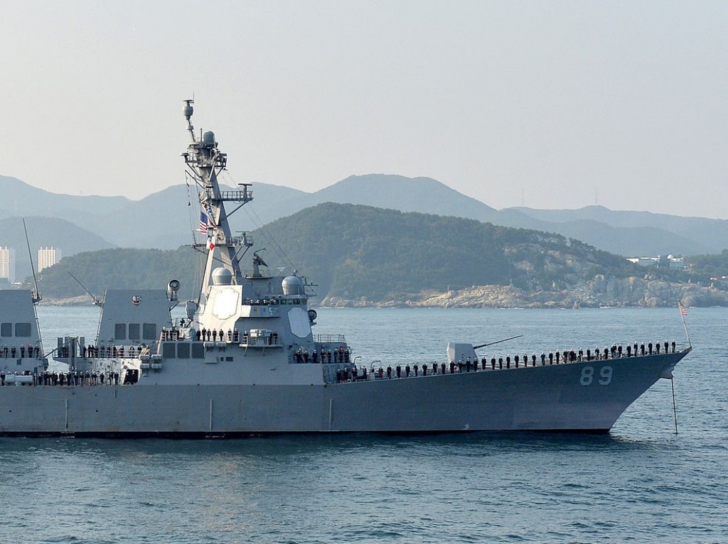 USS Mustin (Flickr, Republic of Korea Armed Forces photo)