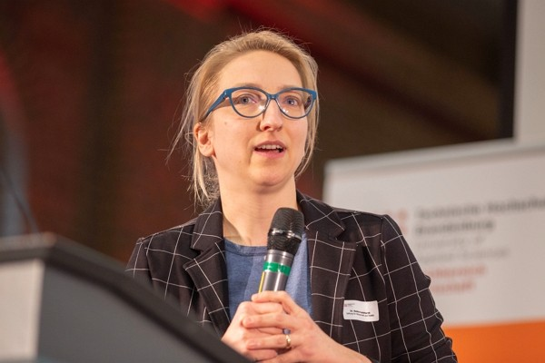 Nadine Godehardt warns US withdrawal from WHO would give China more global control. (German Institute for International and Security Affairs photo)