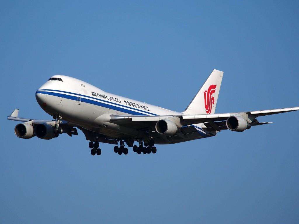 Air China plane leaving Beijingairport. (Pixabay photo)