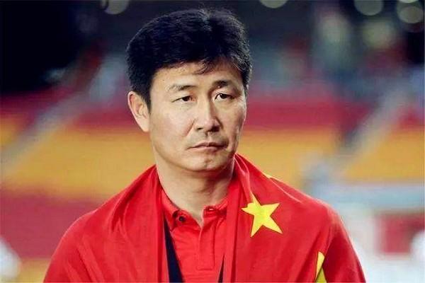 Retired Chinese soccer player Hao Haidong. (Twitter photo)